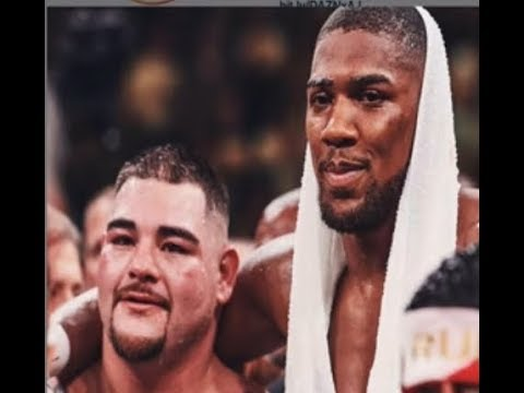BREAKING! ANDY RUIZ REVEALS WHAT ANTHONY JOSHUA TOLD HIM RIGHT AFTER WIN