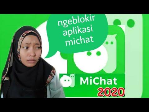 cara-memblokir-aplikasi-michat-secara-permanen-2020