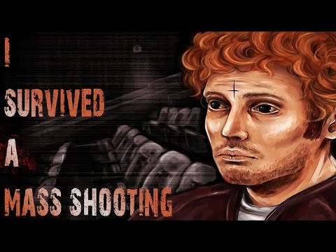 "Horrifying True Stories ""I SURVIVED A MASS SHOOTING AT A MOVIE THEATER"" (True Scary Storytime)"