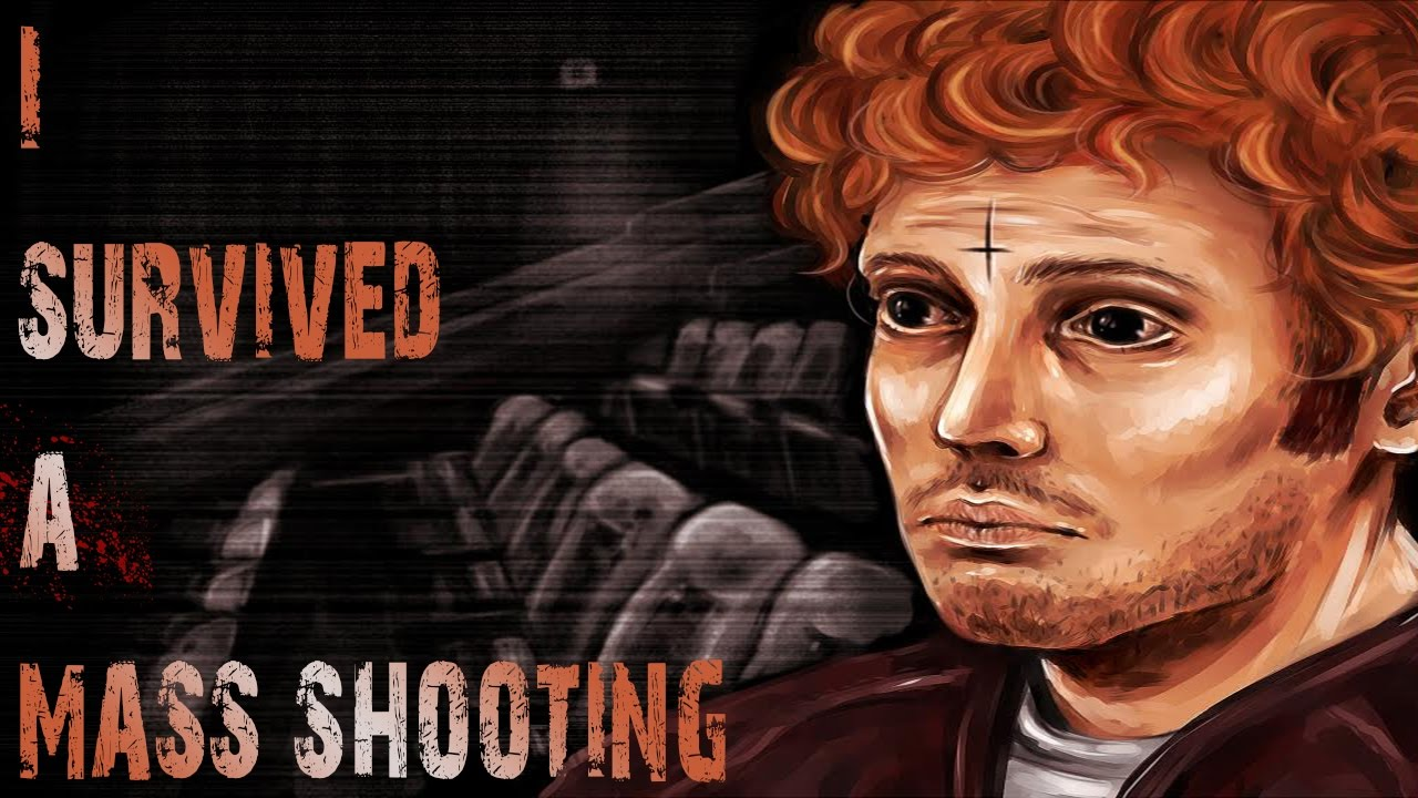 I survived a mass shooting'