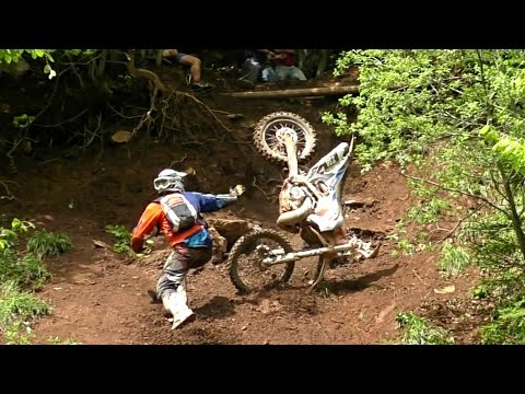 Erzberg Rodeo 2016 Extreme Enduro Crashes & Many Failures