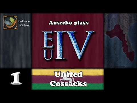 EUIV United Cossacks 1 (First Come, First Served)