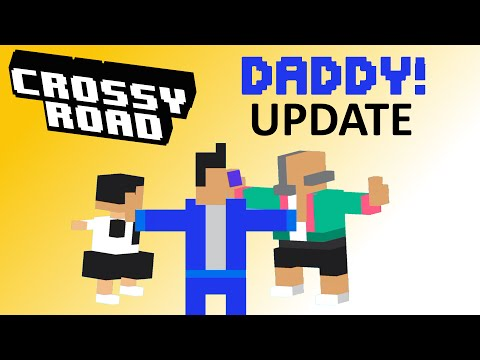 CROSSY ROAD Update: 3 Psy Daddy, 3 New & 1 Secret Characters | Chinese Monster Unlock | IOS Gameplay