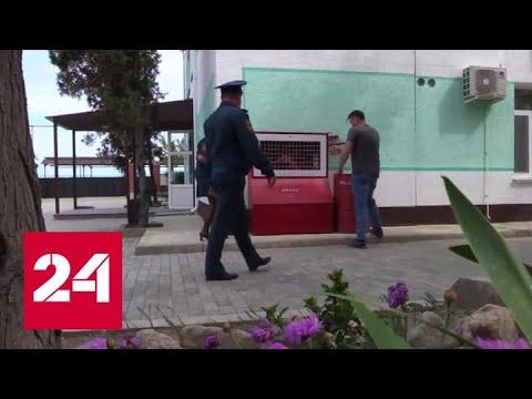 Детские оздоровительные лагеря в Крыму готовятся к открытию - Россия 24