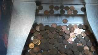 Homemade 2p Coin Pusher - The Copper Dropper