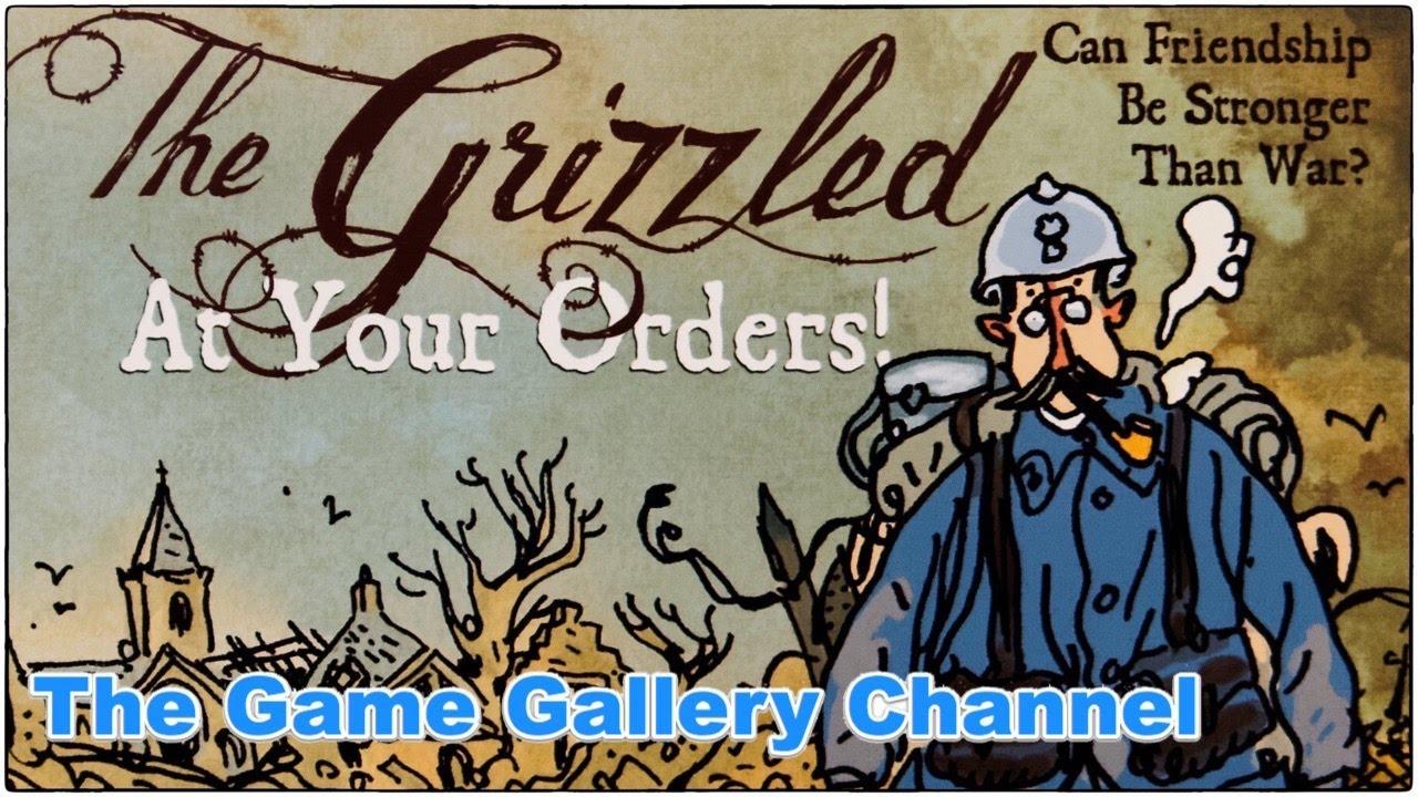 ボードゲーム レビュー the grizzled at your orders 今度の撤退