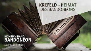 Krefeld – Heimat des Bandoneons: Die Geschichte von Heinrich Band und seinem Instrument (vor 3 Tagen)