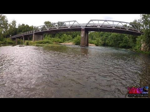 Eleven Point River Fly Fishing