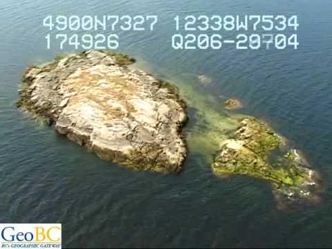De Courcy Group, Valdes Island, Thetis Island