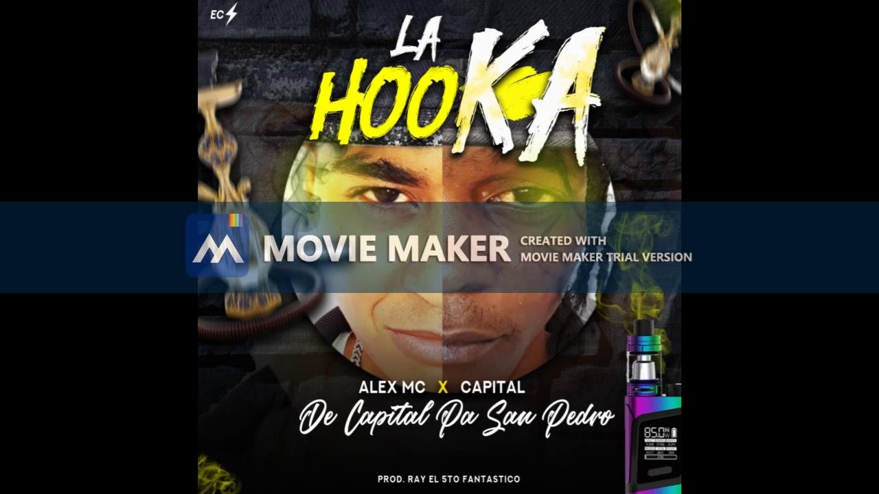 lowest price 1b0c3 1b271 ALEX MC FT CAPITAL LA HOOKA ray prod