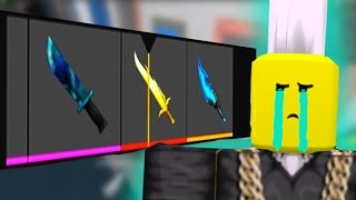 200,000 COINS TO GET THIS KNIFE (Roblox Assassin)