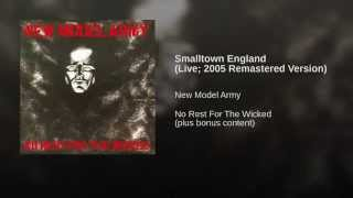 Smalltown England (Live; 2005 Remastered Version)