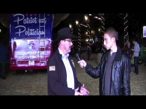 Josh Friedman Interviews Tim Donnelly