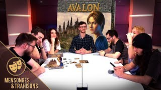 Avalon, les méchants seront-ils assez malin ? - Mensonges & Trahisons