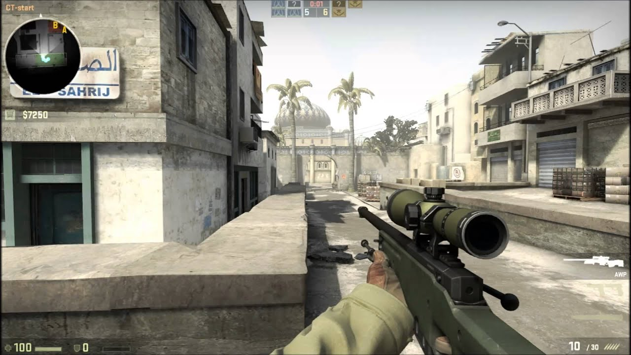 cs go how to spawn awp