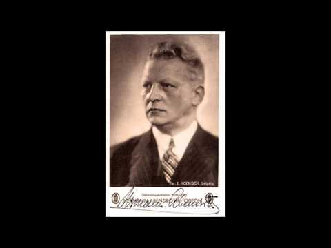 Schubert - Symphony n°9 - RSO Leipzig / Abendroth