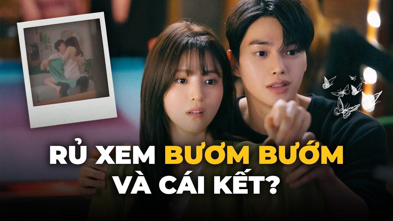 Review phim NEVERTHELESS: 'TÌNH' bạn Hàn Quốc liệu có hấp dẫn?