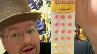Classic Candy Corner : Candy Buttons