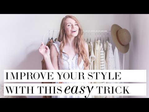 Improve your style on any budget with this simple test (How-to stop wasting money on clothes)