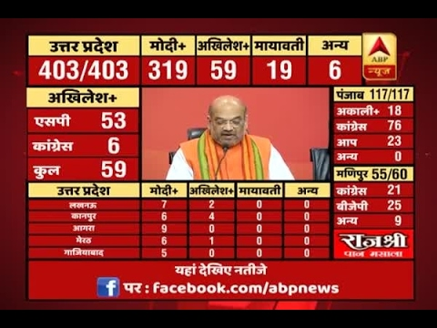 ABP Results | FULL PC | Most deserving candidate will be UP CM; announcement on Sunday, sa