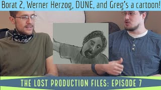 Borat 2, Werner Herzog, The Devil All The Time, DUNE, and Greg Is A Cartoon [TLPF.7]