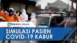 Beredar Video Diduga Pasien Positif Covid-19 Kabur di Yogyakarta, Begini Penjelasannya