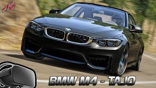 Tajo Hillclimb | Assetto Corsa German Gameplay [GER] [VR] BMW M4