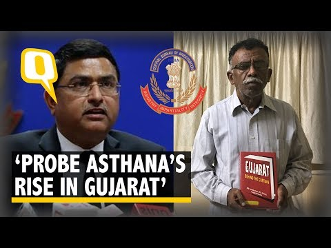 Rakesh Asthana's Rise to Power in Gujarat Amidst Collusion R
