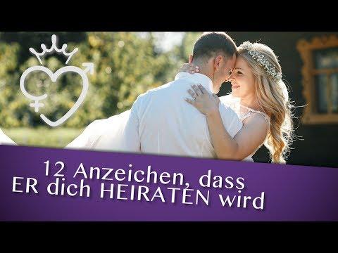 12 Zeichen, dass ER dich HEIRATEN wird - so wird ER einen Heiratsantrag machen  Darius Kamadeva