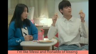 Eunwoo is like Messi &amp Ronaldo of kissing   My Romantic Some Recipe  Astro  Cha Eunwoo Drama