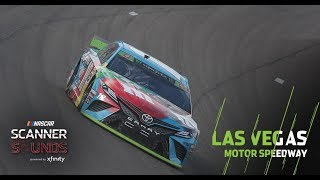 '(expletive) hit me in the left rear' | Scanner Sounds from Las Vegas Motor Speedway