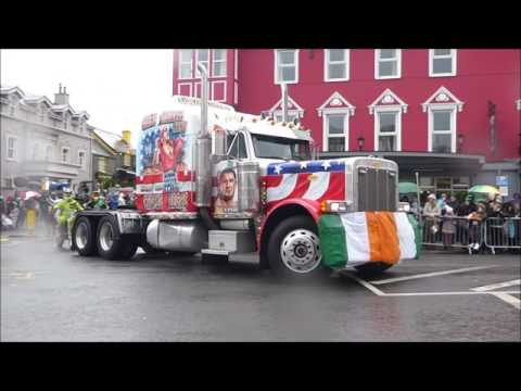 St Patricks Day Parade Killarney 2017
