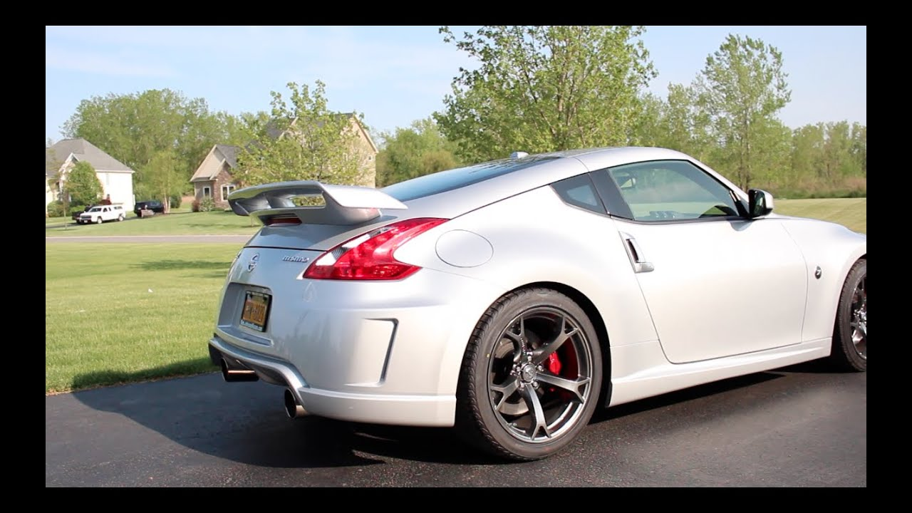 custom nissan 370z nismo youtube