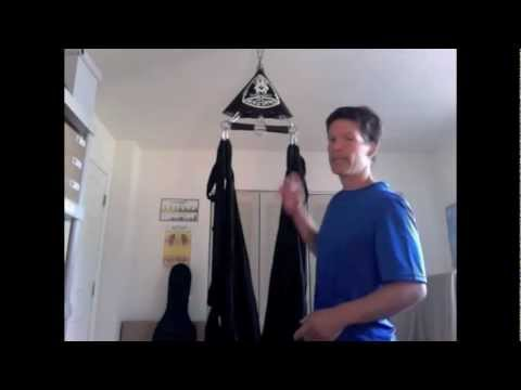 3 Spring Trapeze System For Yoga Swings