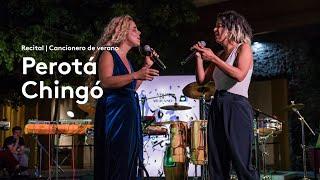 Perotá Chingó en vivo en el Recoleta