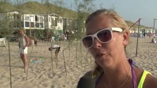 Caribbean Coast op het strand van Heemskerk