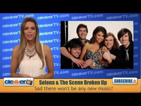 Selena Gomez Breaks Up...With The Scene