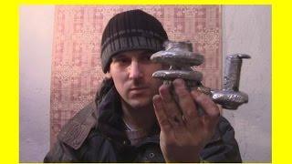 Литье алюминия в пенопласт(, 2015-02-18T16:20:03.000Z)
