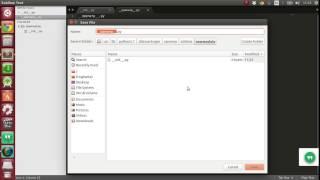 Odoo 8 - Create Odoo (OpenERP) Module