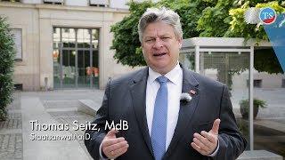 Thomas Seitz, 20.07.2018 - Verfassungsrichter halten Hände über zwangsfinanzierte Medien
