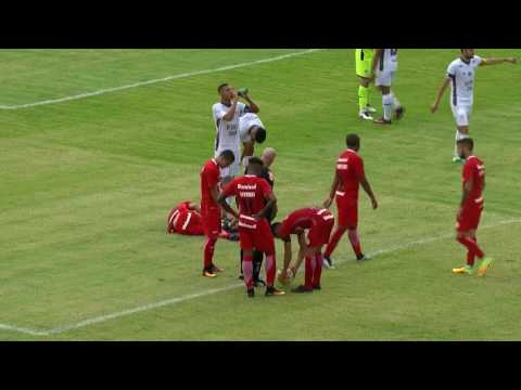 Fluminense 1 x 1 Internacional - Gols e Melhores Momentos Campeonato Brasileiro 11/12/2016