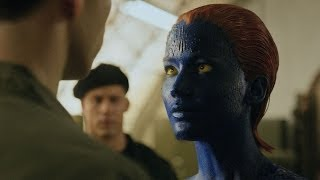 """X-Men: Days of Future Past - """"Who Are You?"""" Easter Egg Scene From The Amazing Spider-Man 2"""