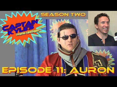 Auron (feat. Michael Traynor) - Captain Kyle's Cosplay Spotlight S02E11