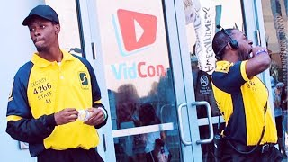 VIDCON SECURITY EXPERIMENT