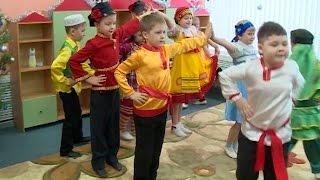 В Кузнецке открыт новый детский сад(, 2014-12-26T17:05:09.000Z)