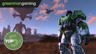 Top 5 Fallout 4 Mods So Far