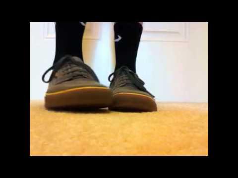 9e00dec900 Vans Chukka Low (On Feet) - YouTube