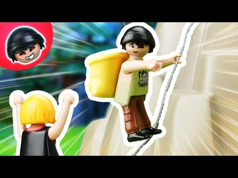 KARLCHEN KNACK #64 - Karlchen haut ab! - Playmobil Polizei Film