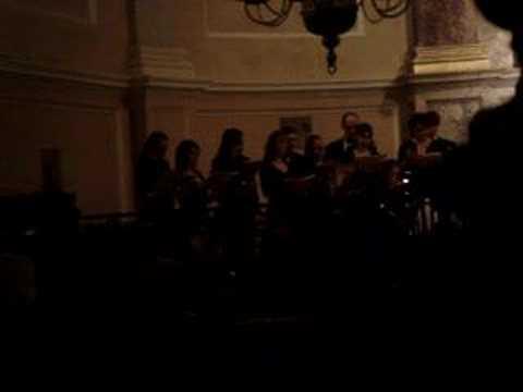 The Queen's College Choir, Oxford : Handel Dixit Dominus - De torrente in via bibet
