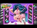 Mrs. Pigsley's Xmas Makeover! Farm Animals Christmas 2 | TutoTOONS Cartoons &  Pet Care Kids Games